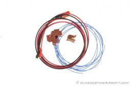 Copperhead V2 Wiring Set - Trigger, Deans, Motor Connectors